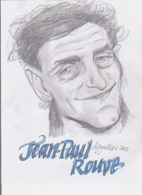 Jean Paul Rouve, graphite