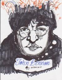 John Lennon, markers