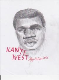 Kanye West, graphite