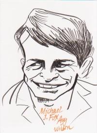 Michael J. Fox, markers
