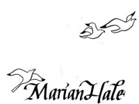 Book plate Marian Hale, markers