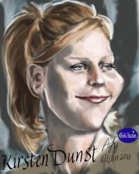 Kirsten Dunst Photoshop